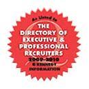 Recruiter Redbook Seal of Executive Recruiter Professionals