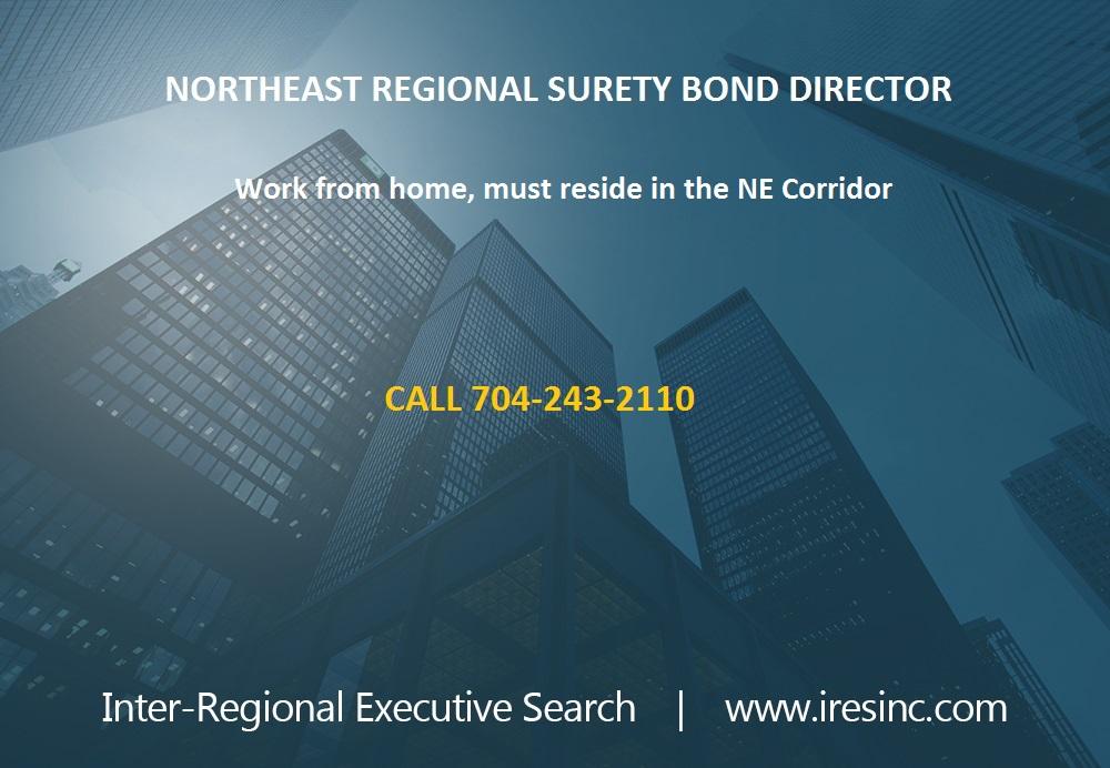 Job Posting - NE Regional Surety Bond Director