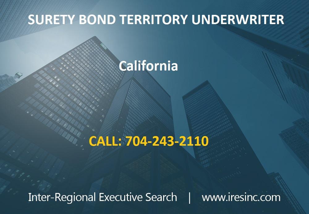 Job Posting - Surety Bond Territory Underwriter